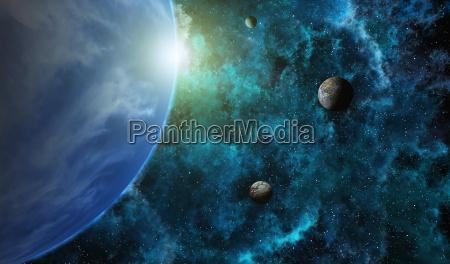 planetary system