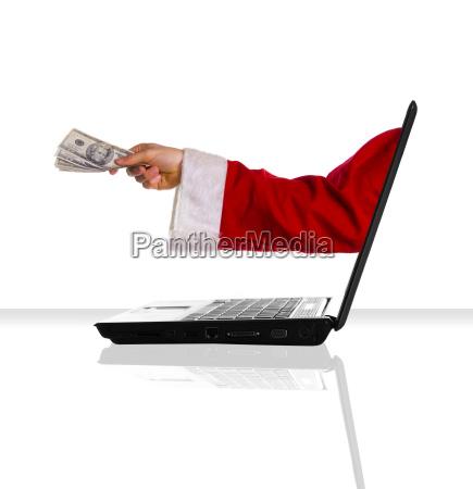 laptop money