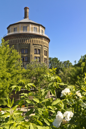 water tower berlin prenzlauer berg