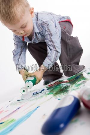 young craftsman