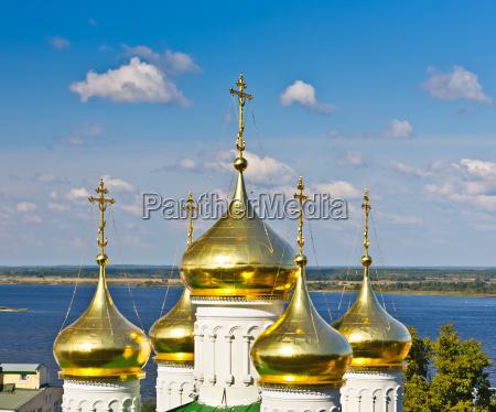 john the baptist church nizhny novgorod