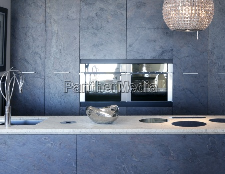 slate stone kitchen forniture marble white
