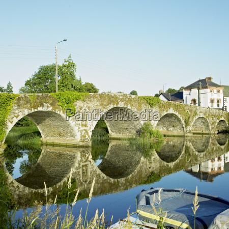 bridge graiguenamanagh county kilkenny ireland