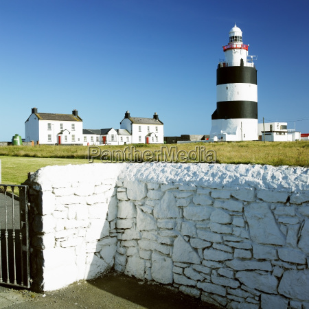 lighthouse hook head county wexford ireland
