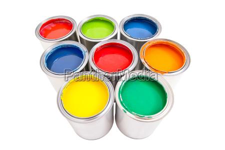 paint bucket isolated 2