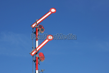 railway signal on ride free
