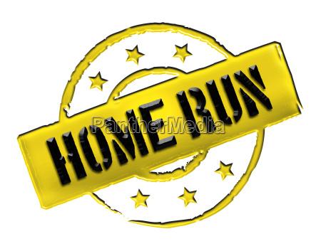 stamp home run
