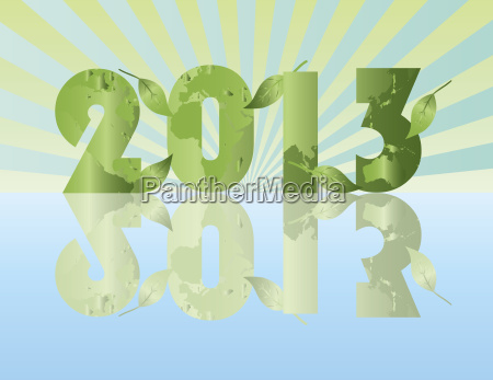 go green in the year of