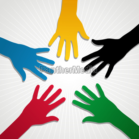 london olympic games hands 2012