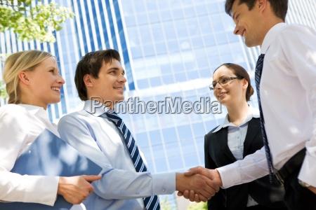 business deal
