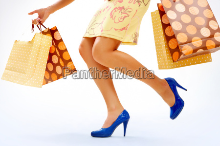 shopping moment