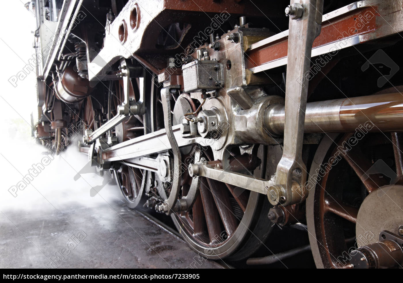 steam, locomotive - 7233905