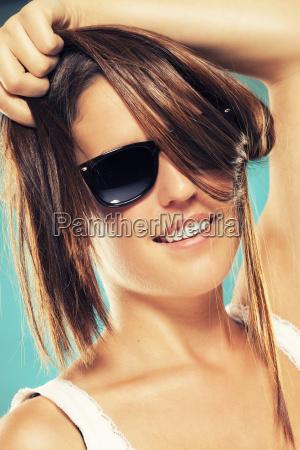 kobieta womane baba brazowy brazowe brunetka