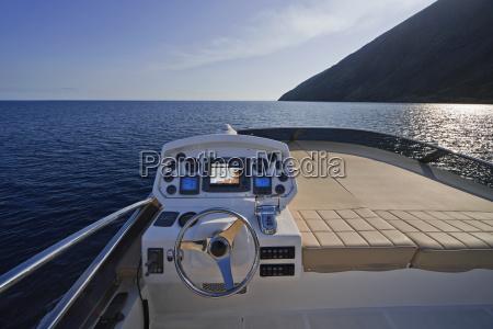 italy naples bay luxury yacht abacus