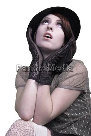20s woman portrait