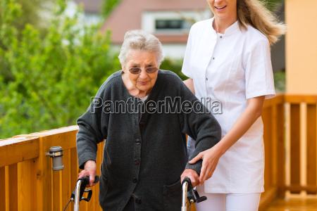 age and nursing nurse and