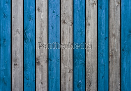 background wooden wall blue gray