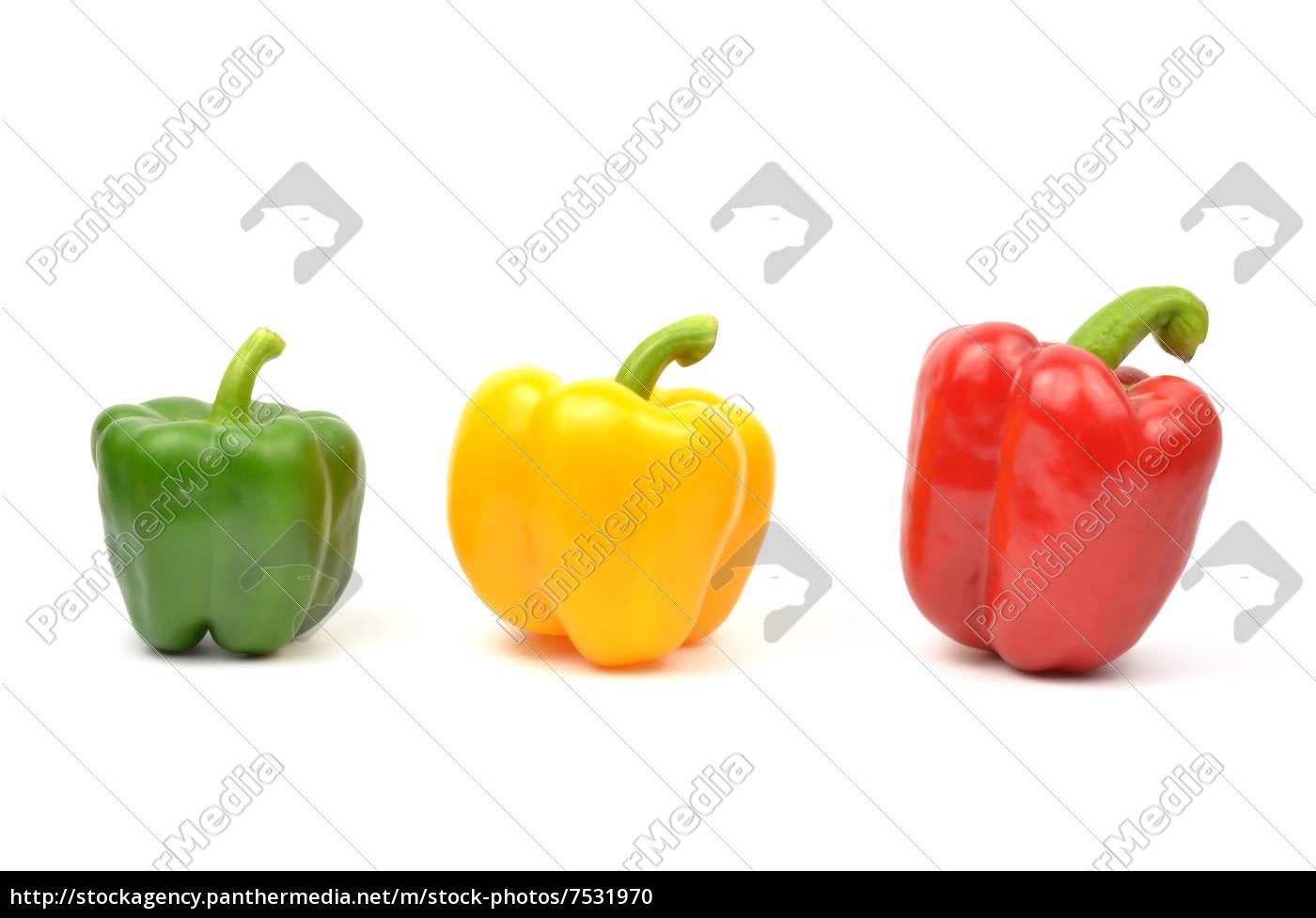 fresh, colorful, paprika, - 7531970