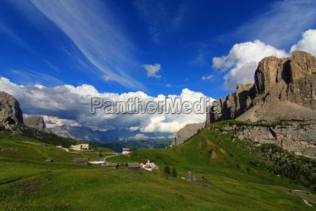 mountains alps valley passport high mountains