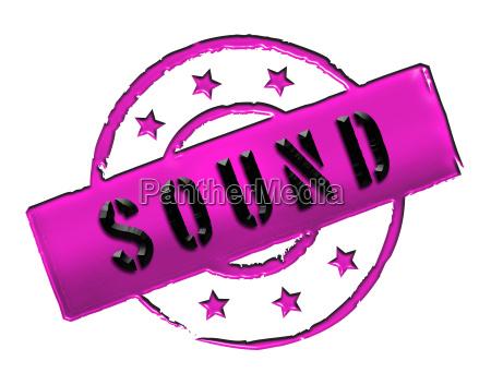 stamp sound