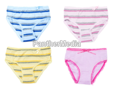 collage blue striped male undershorts