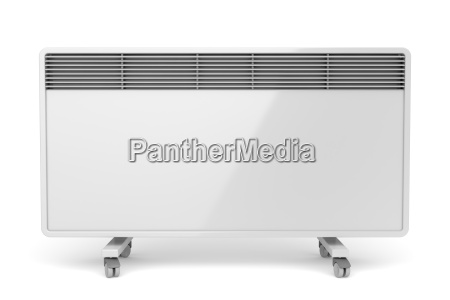 mobile panel heater