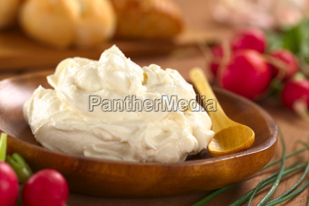 fresh cream cheese