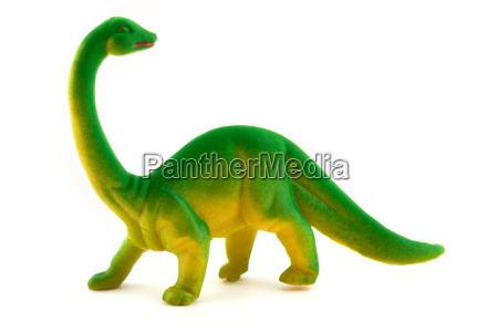 toy plastic dinosaur