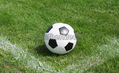 futbol clasico en el campo de