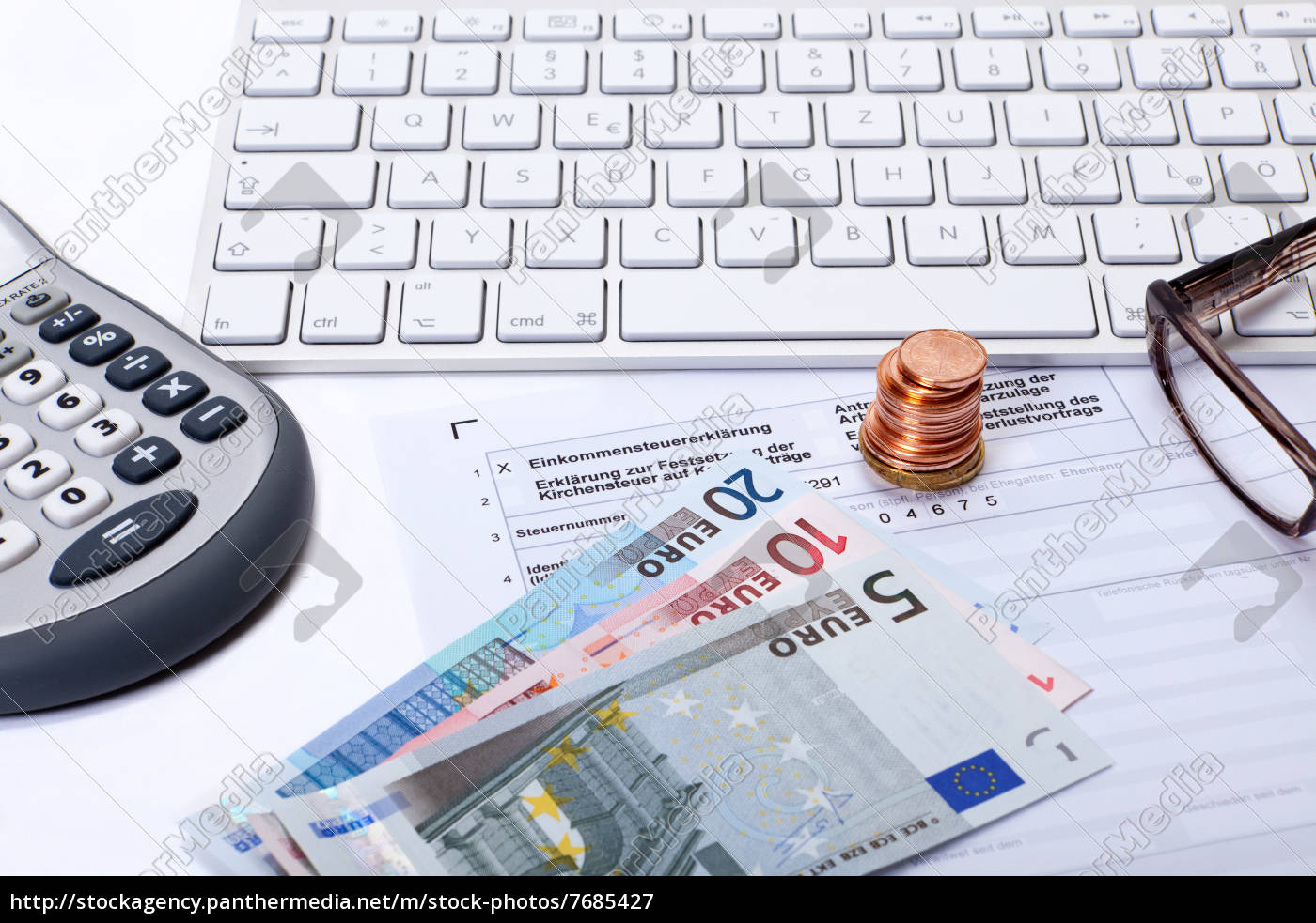 income, tax, return - 7685427