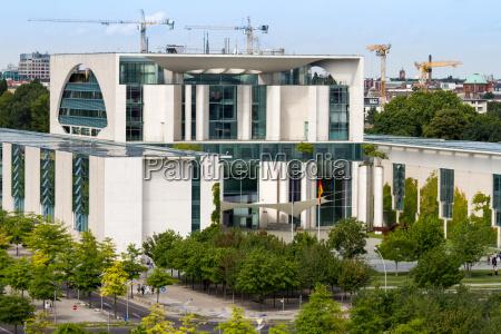federal chancellery in berlin