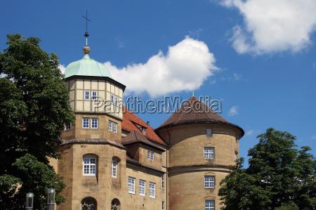 old castle stuttgart