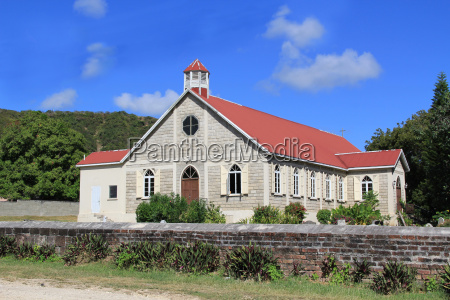 st pauls anglican church in antigua