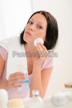 mujer estilo de vida productos cosmeticos