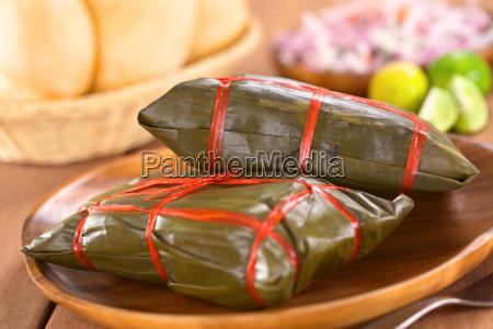peruvian tamales