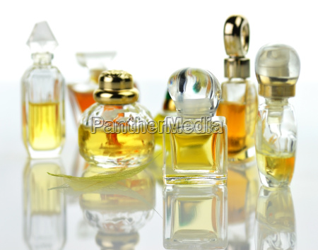 perfume assortment