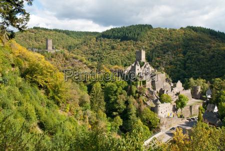 manderscheid castles