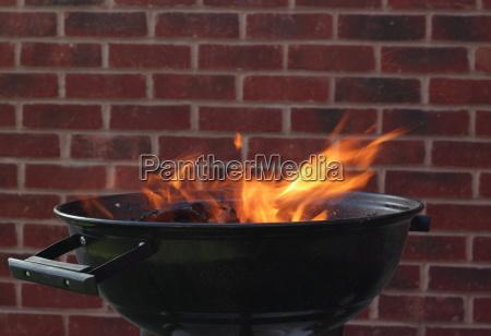 grill preparation