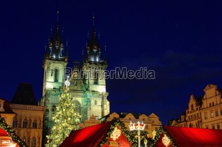 prague christmas market prague christmas