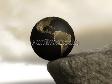 earth at the abyss