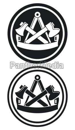 carpenter guild sign