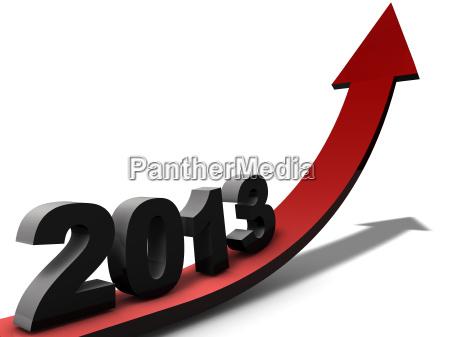 upturn in 2013