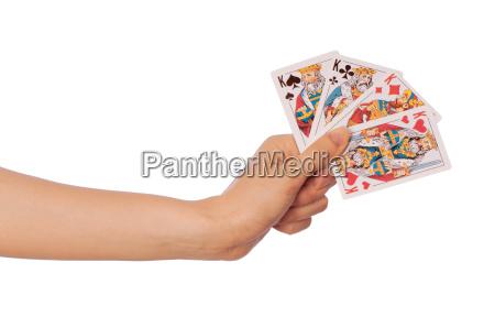 cards in casino