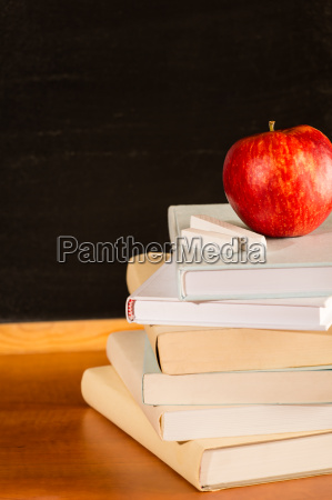 traditional academic study school books and