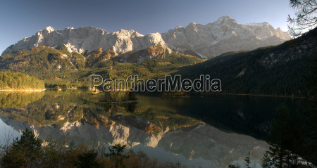 eibsee panorama