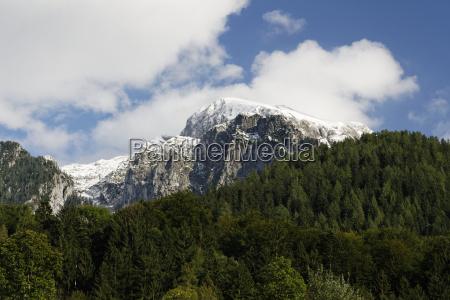 summit rock bavaria climax peak landscape