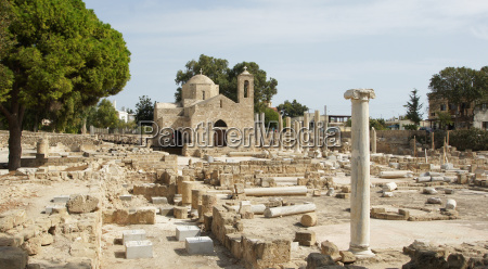 antiquity and the present pafos cyprus