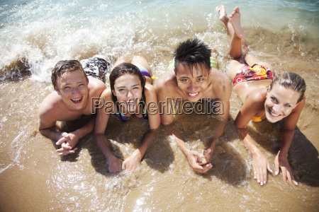 fun in the sea