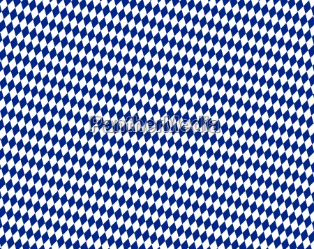 argyle pattern in blue and white