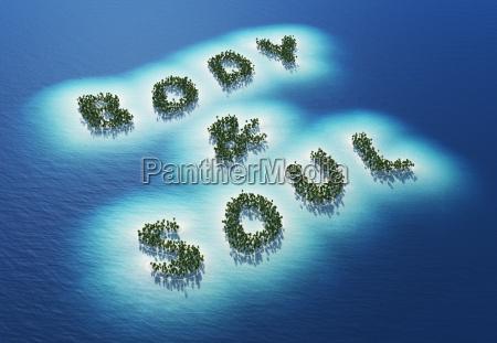 body soul island concept